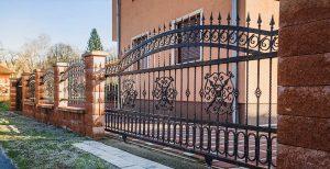 cancelli in ferro roma est castelli romani